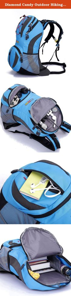 Sports & Entertainment Systematic 20-35l Unisex Outdoor Backpack Camping Pvc Waterproof Folding Mountaineering Bag Lightweight Travel Sports Rucksack For Hiking A Wide Selection Of Colours And Designs Camping & Hiking
