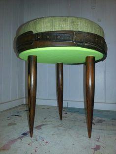 Buffy slayer stool x