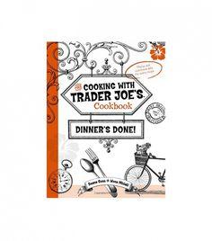 Cooking With Trader Joe's Cookbook by Deanna Gunn // Trader Joe's recipe
