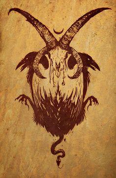 Shaman's Crest by ~bonegoddess