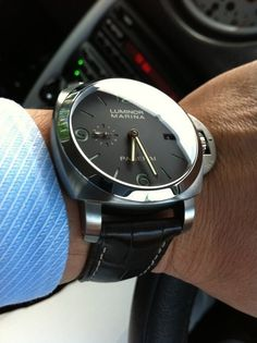 Vintage Panerai Luminor PAM 351 M