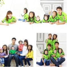 Soccer player Lee Dong Gook will be joining the show with his five kids!
