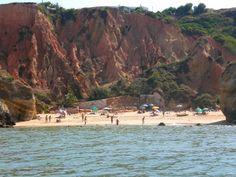 Praia de Dona Ana beach, Lagos