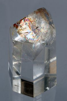 Psychedelic Quartz from Tocantins by schwigorphotos, via Flickr