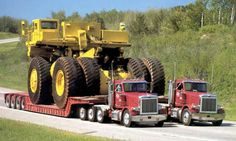 Oversize Load | Heavy Haulers