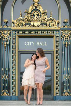San Francisco City Hall wedding photographer Emily Takes Photos 03