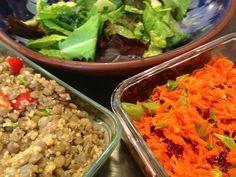 Gluten-Free Recipe: Super Protein Carrot Salad