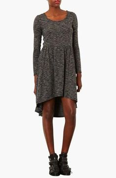 Cute for fall: Topshop Jersey High-Low Dress