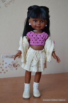 Обновки для Паолочек / Paola Reina, Antonio Juan и другие испанские куклы / Бэйбики. Куклы фото. Одежда для кукол