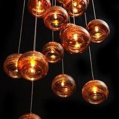 Ideas For Custom Exotic Light-Fixtures Designs For Your Living-Room | CustomMade.com