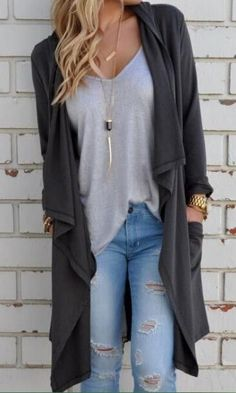 65 Fall Outfits for School to COPY ASAP Loving these perfect fall outfit ideas that anyone can wear teen girls or women. The ultimate fall fashion guide for high school or college. Super simple outfit with jeans and ankle boots… Continue Reading → Autumn Fashion Women Fall Outfits, Fall Outfits 2018, Mode Outfits, Womens Fashion, Fall Fashions, School Outfits, Summer Outfits, Ladies Fashion, College Outfits