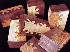 I love puzzle boxes :)