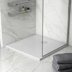 Receveur de douche Arone carré de 90x90 cm