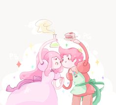 *bubble bubble*