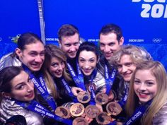 Team USA with medals | Flickr - Photo Sharing!
