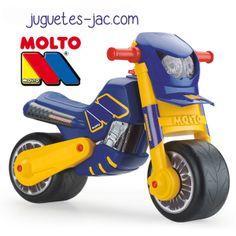 Moto Ultimate de Molto a partir de 2 años.