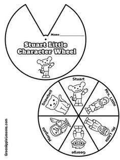 Stuart Little Word Search