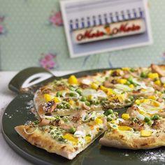 Pizza selber machen: Hier kriegen alle, was sie wollen