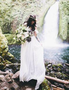 Love this Alexandra Grecco wedding dress
