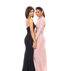 Glaiza e Rhian Bridesmaid Dresses, Prom Dresses, Formal Dresses, Wedding Dresses, Rich Man, Lesbian, My Girl, Jade, Tv Series