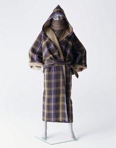 Issey Miyake, Tanzen Coat, Fall/Winter 1977, The Kyoto Costume Institute, Japan