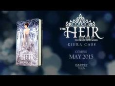The Heir. I can't wait... this is awesome! I do admit, the model in the video looks very different from the book cover.