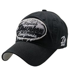 Distressed Vintage Cotton Baseball Cap Patch Fitted Hats Drunken Embroidered Snapback Trucker Hat Forwardor http://www.amazon.com/dp/B01D76KIOG/ref=cm_sw_r_pi_dp_PSa8wb1AJHVJH