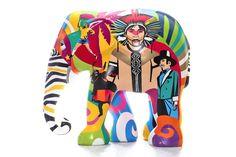 Elephant Parade - Artista Lobo #elephantparade