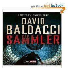 """Ab und an werde ich in der ortsansässigen Bücherei (http://www.cwb-rutesheim.de/) im """"Hörbuchdepartement"""" fündig. So kam ich auch David Badaccis """"Die Sammler"""" und fand die Story rund um den Camel Club recht kurzweilig und unterhaltsam."""