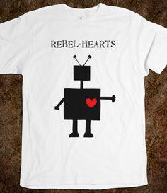 Mr. Robot's heart