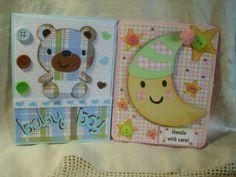 shellys card blog: new baby at cardztv