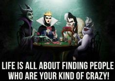 Girls night in, Disney villain style. Maleficent (Sleeping Beauty), the evil queen (Snow White), Cruella Dalmatians) and Ursula (The Little Mermaid) hang out. Disney Villains, Disney Pixar, Disney Princesses, Female Villains, Women Villains, Villains Party, Evil Villains, Disney Characters, Disney Love