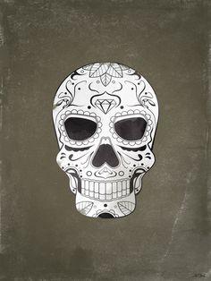 skull BG