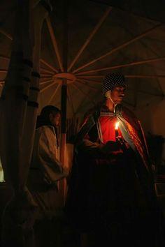 Aragonese medieval reenactment.