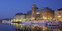 Stockholm, Sweden - Travel Guide   Tourist Destinations