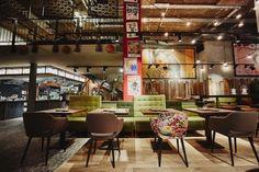 Coa Hamburg restaurant by DiPPOLD, Hamburg – Germany » Retail Design Blog
