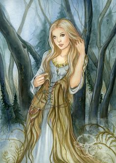 Sidhe by Kuoma on deviantART