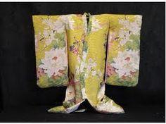 Japanese Antique Kimono 正時代 着物 画像