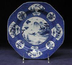 Dish  --  Circa 1760-65  --  British  -  Soft-paste porcelain  --  The Metropolitan Museum of Art