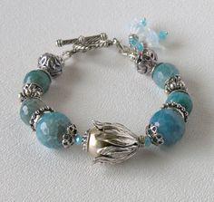 Haley Handmade Beaded Bracelet by bdzzledbeadedjewelry on Etsy, $38.00