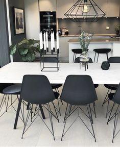 Kitchen Room Design, Home Room Design, Dining Room Design, Home Decor Kitchen, Home Kitchens, House Design, Interior Design Living Room, Living Room Decor, House Rooms