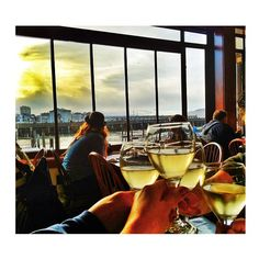 Cheers from Fishermans Wharf, San Francisco!