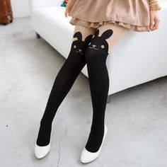 Buy 59 Seconds Cat Print Tights at YesStyle.com! Quality products at remarkable prices. FREE Worldwide Shipping available!