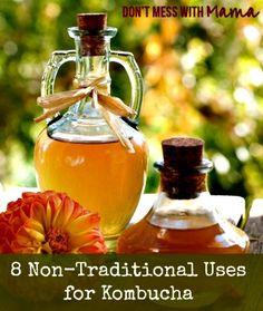 8 Non-Traditional Uses for Kombucha