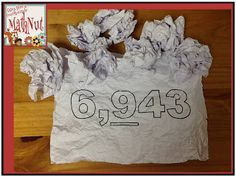 Rounding Game that kids BEG to play Tales from a Fourth Grade MathNut: Snowball Fight in June? Math Round, Fourth Grade Math, Rounding 3rd Grade, Third Grade Math Games, Math School, Math Intervention, Math Classroom, Classroom Ideas, Future Classroom