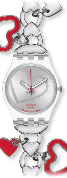 Swatch LK307G - Orologio da donna: Swatch: Amazon.it: Orologi