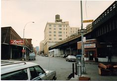 Meatpacking District 1990s | Washington