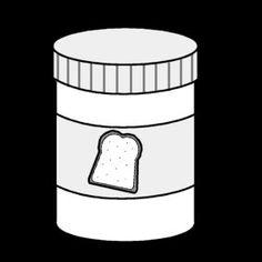 Pictogram Sandwichspread