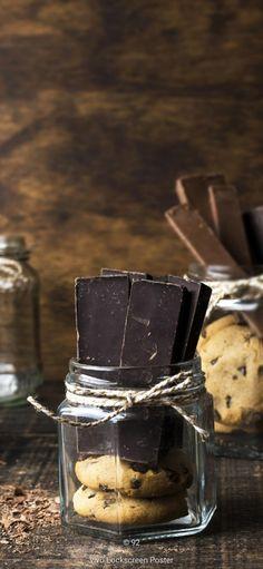 Chocolate Fondue, Panna Cotta, Food Photography, Kitchen Appliances, Yummy Food, Breakfast, Ethnic Recipes, Desserts, Original Wallpaper