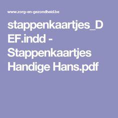 stappenkaartjes_DEF.indd - Stappenkaartjes Handige Hans.pdf